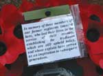 Wreath from Royal Green Jackets