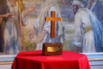 In Memory - The Haslar Cross